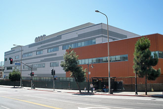 Los Angeles City College Science & Technology Building
