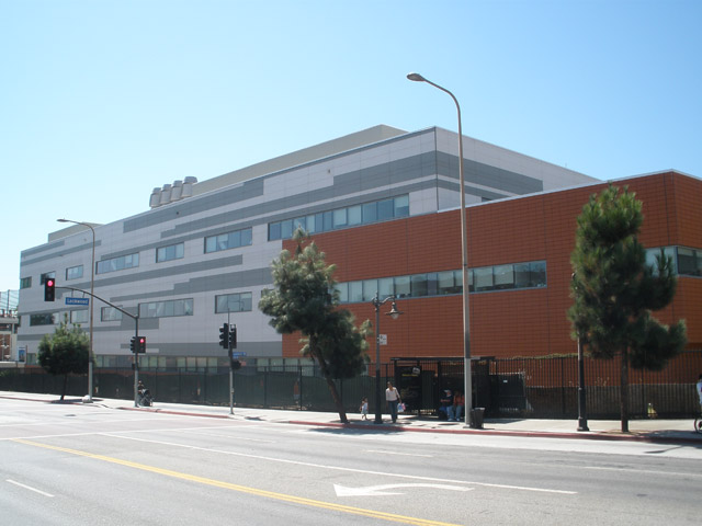West Los Angeles College Allied Health Center Culver City 60 Mg