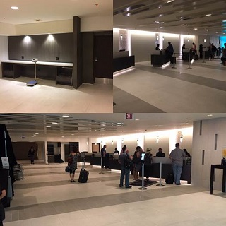 LAX Lobby Renovation Phase 1