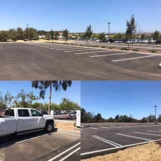 Penny Mac Parking Lot Expansion