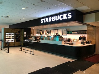 Starbucks LAX Marriott