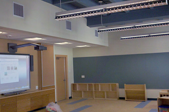 Wilshire Temple School Classroom Renovation